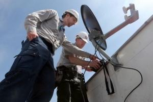 Стандартная настройка спутниковой антены в Болгарии